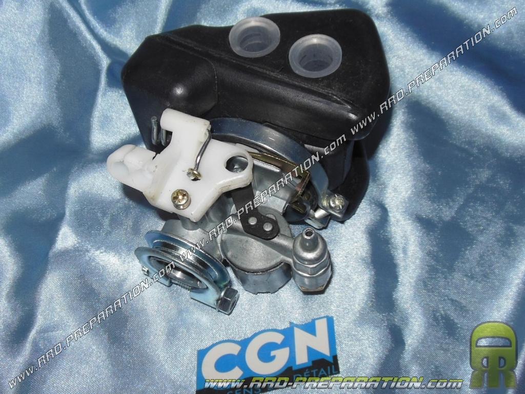 carburettor type cgn 12mm for mopeds peugeot 103 vogue 103 z. Black Bedroom Furniture Sets. Home Design Ideas