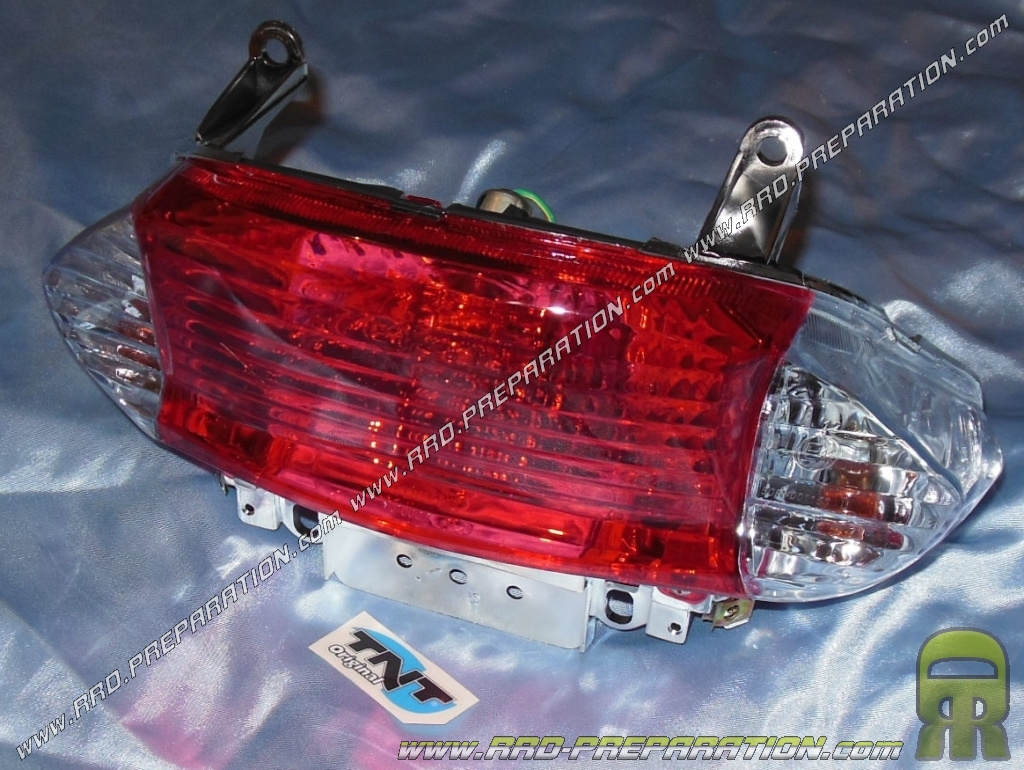 rear light with support of plate and twinkling original tnt scooter 50cc 2 and 4 times peugeot. Black Bedroom Furniture Sets. Home Design Ideas