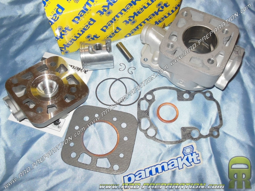 Sale Photo And Description Of The Kit 70cc ø48mm Parmakit Aluminum For Motorcycle Suzuki 50cc Rmx And Smx