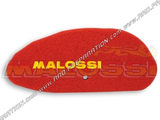foam air filter malossi red sponge for box maxi scooter mbk original air yamaha. Black Bedroom Furniture Sets. Home Design Ideas
