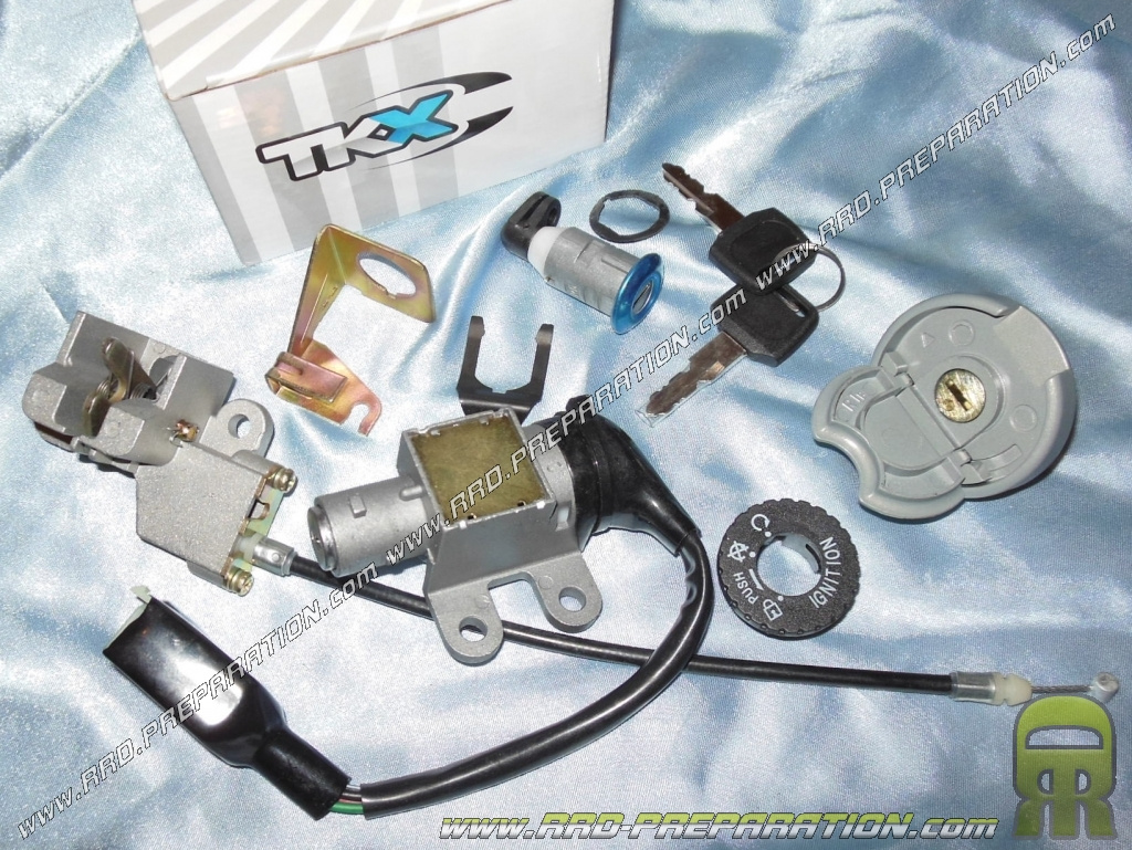 Peugeot V Clic Fuse Box Wiring Library Full Key Switch Teknix Chinese Scooter 50cc 4 Times