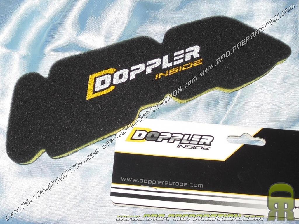 35mm Racing Tuning Sport Luftfilter f/ür Gilera DNA Ice Runner Storm 50ccm
