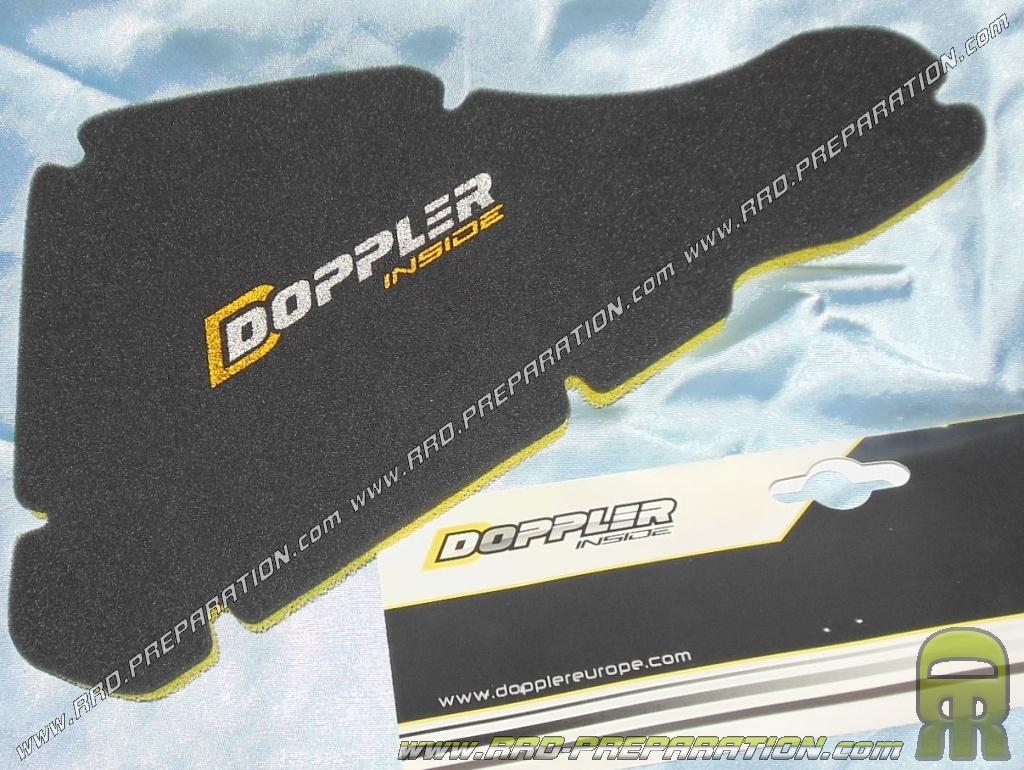 air filter foam doppler for original air box scooter piaggio gilera typhoon ntt www. Black Bedroom Furniture Sets. Home Design Ideas