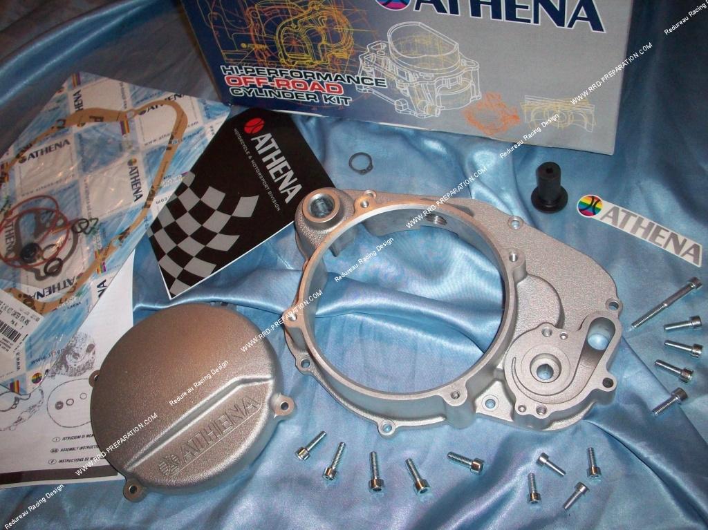 carter d 39 embrayage d montable athena racing pour m caboite moteur minarelli am6. Black Bedroom Furniture Sets. Home Design Ideas