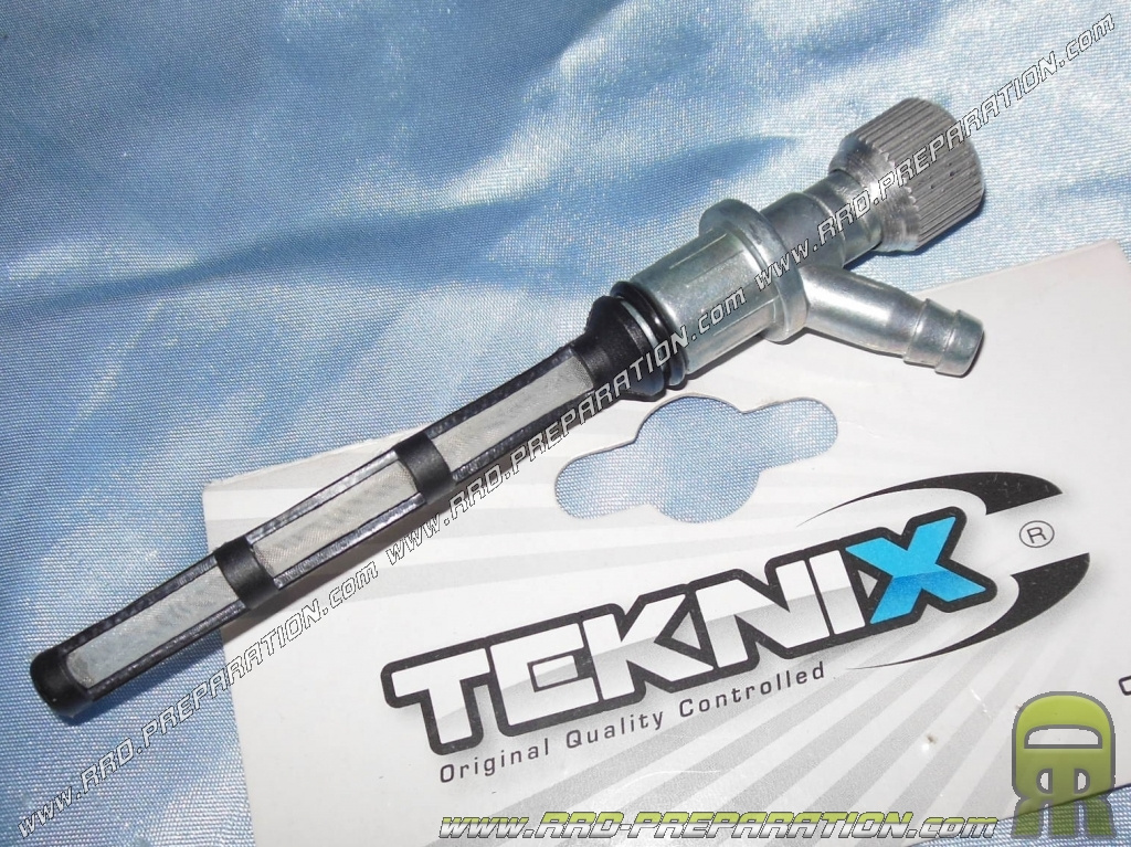Robinet d 39 essence de comp tition teknix gros volume fixation 15mm pour durite 9mm - Essence de terebenthine utilisation ...