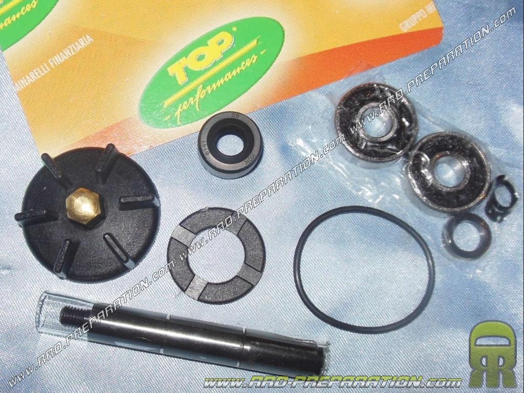 Water Pump Repair Kit fits Gilera Runner 180 FXR DT 2T 1997-1999