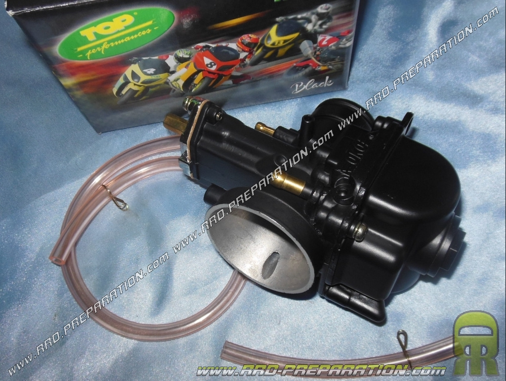 TPR by OKO carburetor 28 flexible choke has lever without separate ...