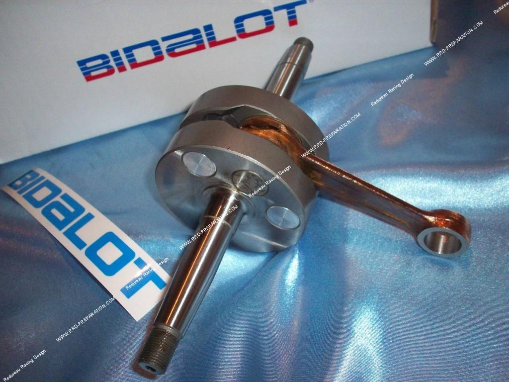 crankshaft vilo connecting rod assembly reinforced