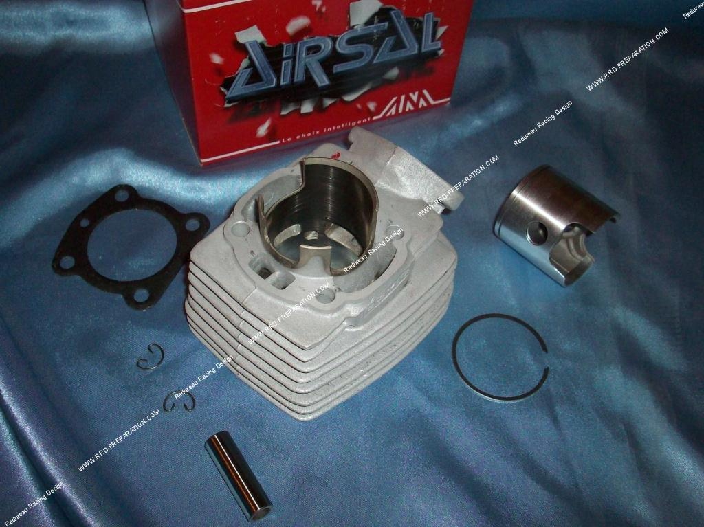 Kit 70cc Ø46mm AIRSAL T6 aluminum air Peugeot 103, fox & wallaroo