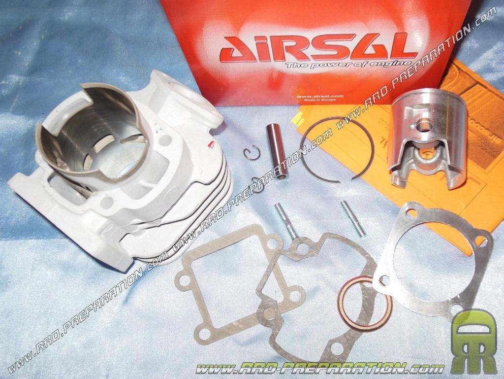 Airsal Aluminium Gasket Kit Sport 70cc for Minarelli vertical AC