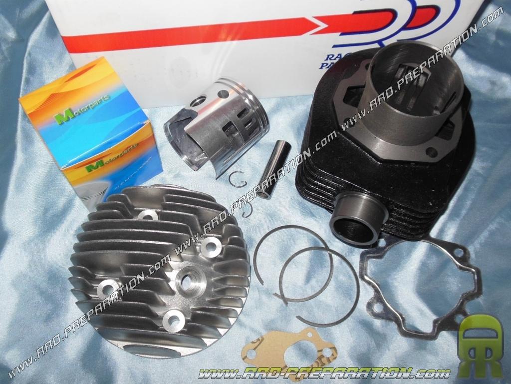 vespa 50 moteur 125