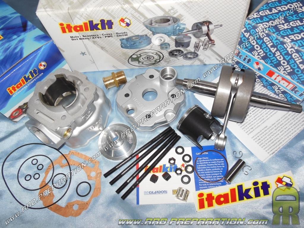 pack italkit racing 80cc 47 6mm mono segment vilebrequin course 44 90 sans quilibreur pour. Black Bedroom Furniture Sets. Home Design Ideas
