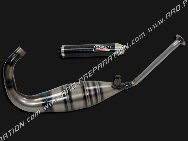 exhaust giannelli for aprilia rs 50cc 1995 1998. Black Bedroom Furniture Sets. Home Design Ideas
