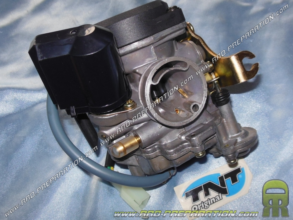 Carburetor Original TNT Original Type For Scooter 50cc 4 Stroke Chinese GY6  139QMB / A - www rrd-preparation com