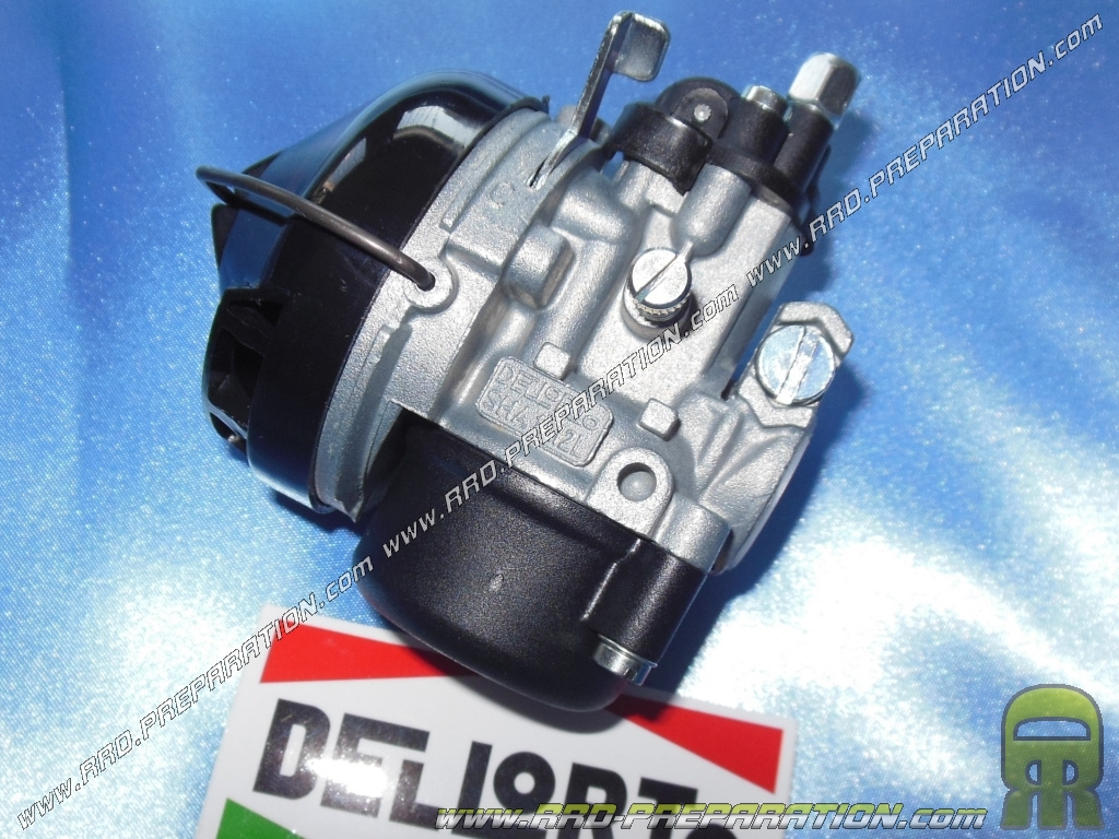 Carburettor DELLORTO SHA 14 12 choke L without separate lubrication lever -  www rrd-preparation com