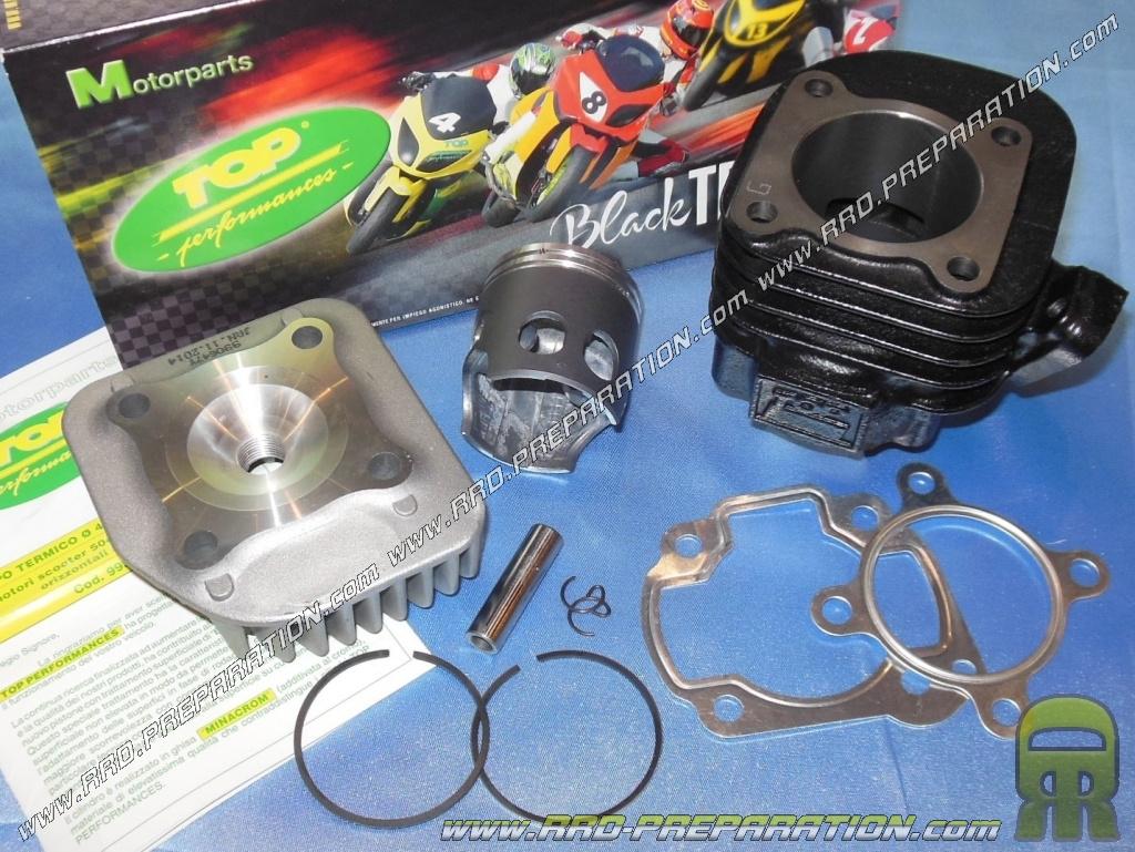 Kit cylindre 70cc TOP PERFORMANCES Trophy - APRILIA MX 50 AM 6 (-2005)   eBay