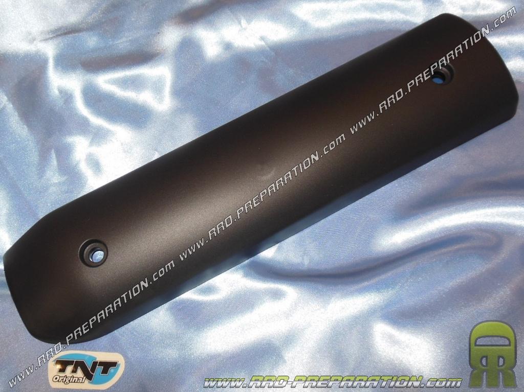 Exhaust protection TNT Original for maxi-scooter YAMAHA X-MAX, X-CITY,  MAJESTY 125 & 250cc, VERSITY 300cc - www rrd-preparation com