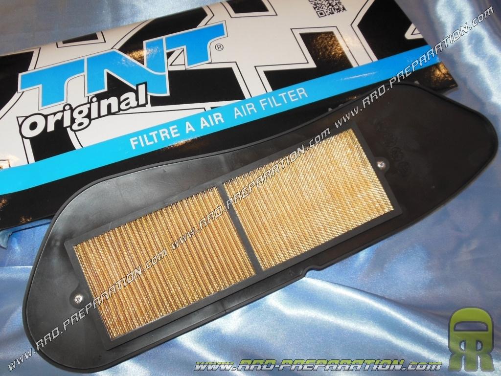 air filter tnt original kind maxi scooter origin yamaha x max x city mbk 125 and 250cc. Black Bedroom Furniture Sets. Home Design Ideas