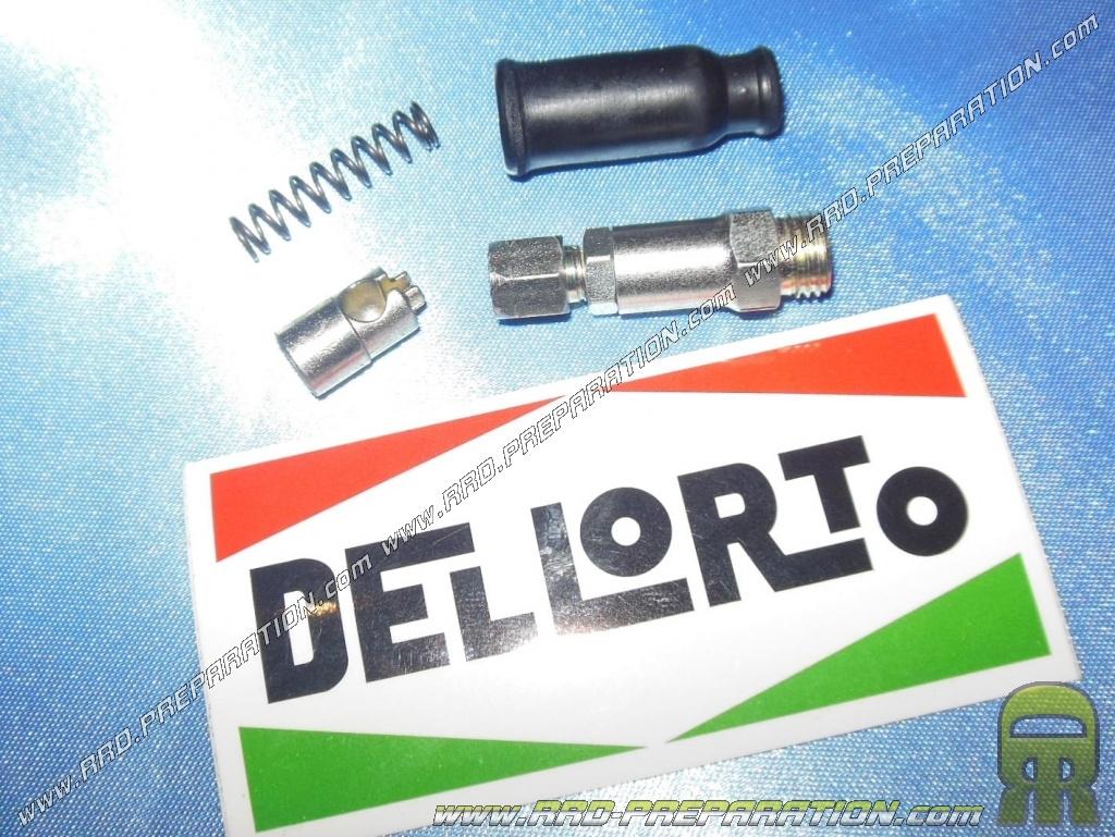 kit de starter cable complet pour carburateur dellorto phbg et racing red black edition www. Black Bedroom Furniture Sets. Home Design Ideas