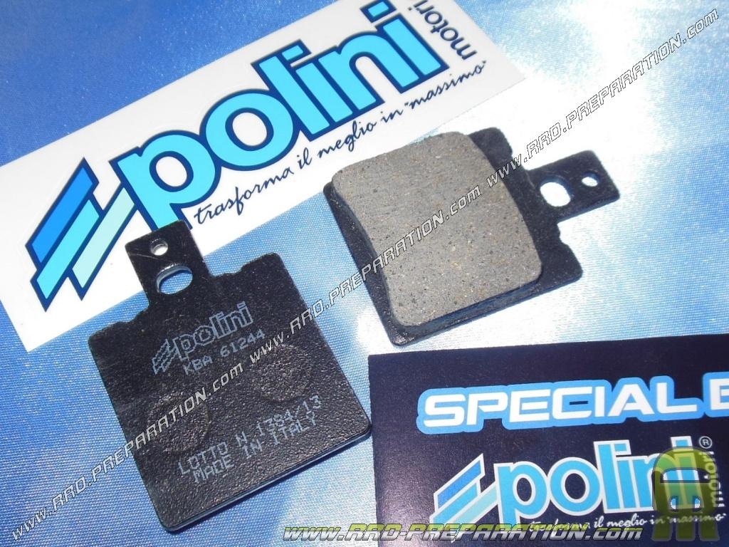 Plaquettes de frein Motos Ktm MC 250  Avant de 1983 à 1984