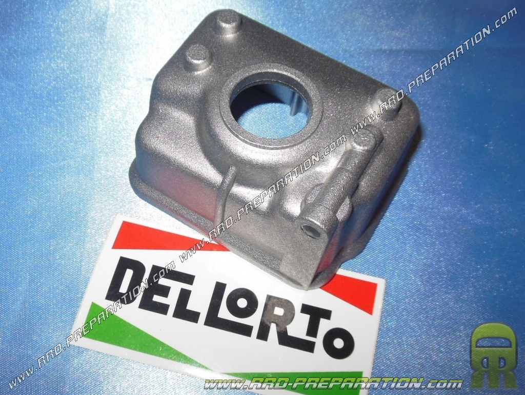 aluminum tank for carburettor DELLORTO PHBE, PHF,     -  www rrd-preparation com