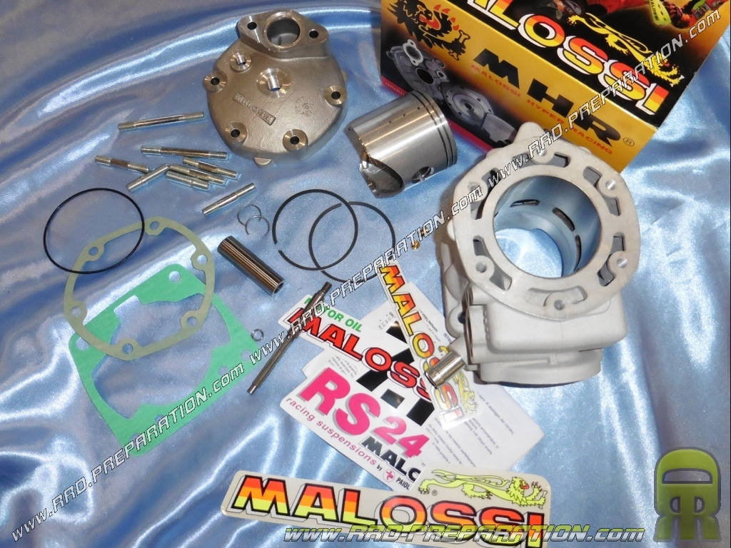 Kit 190cc Malossi For Engine 125cc Honda Nsr F Or R Crm