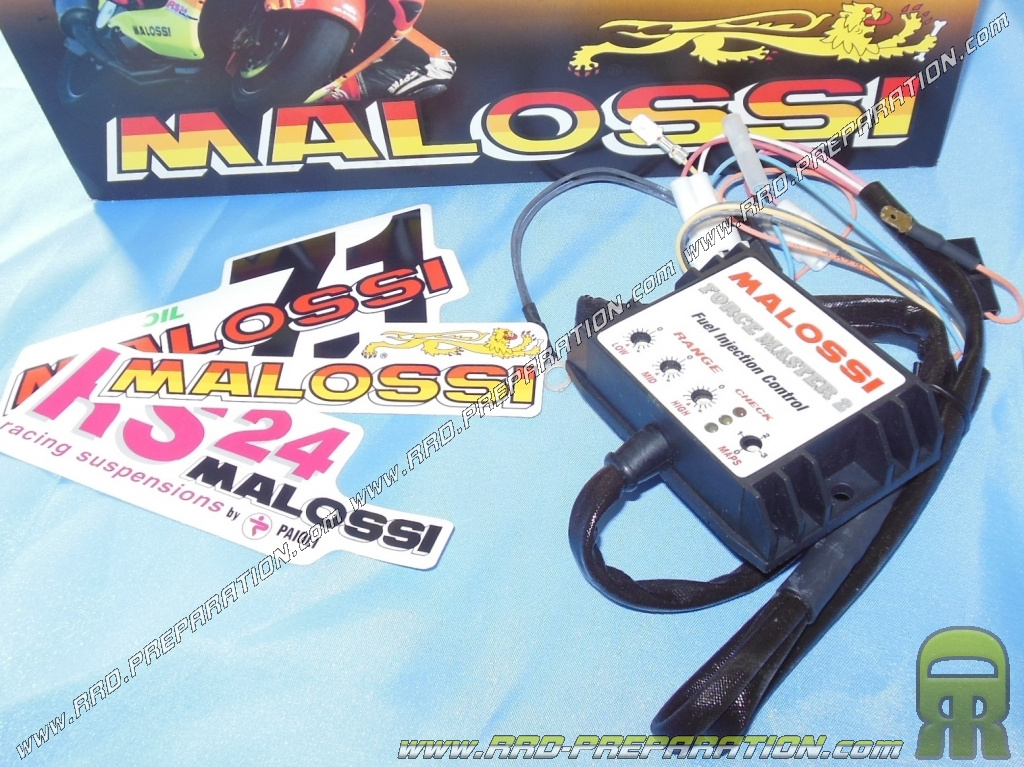 Case CDI FORCE MASTER 2 MALOSSI for YAMAHA RX WR 125cc and 125cc Yamaha Malossi Cdi Wiring Diagram on