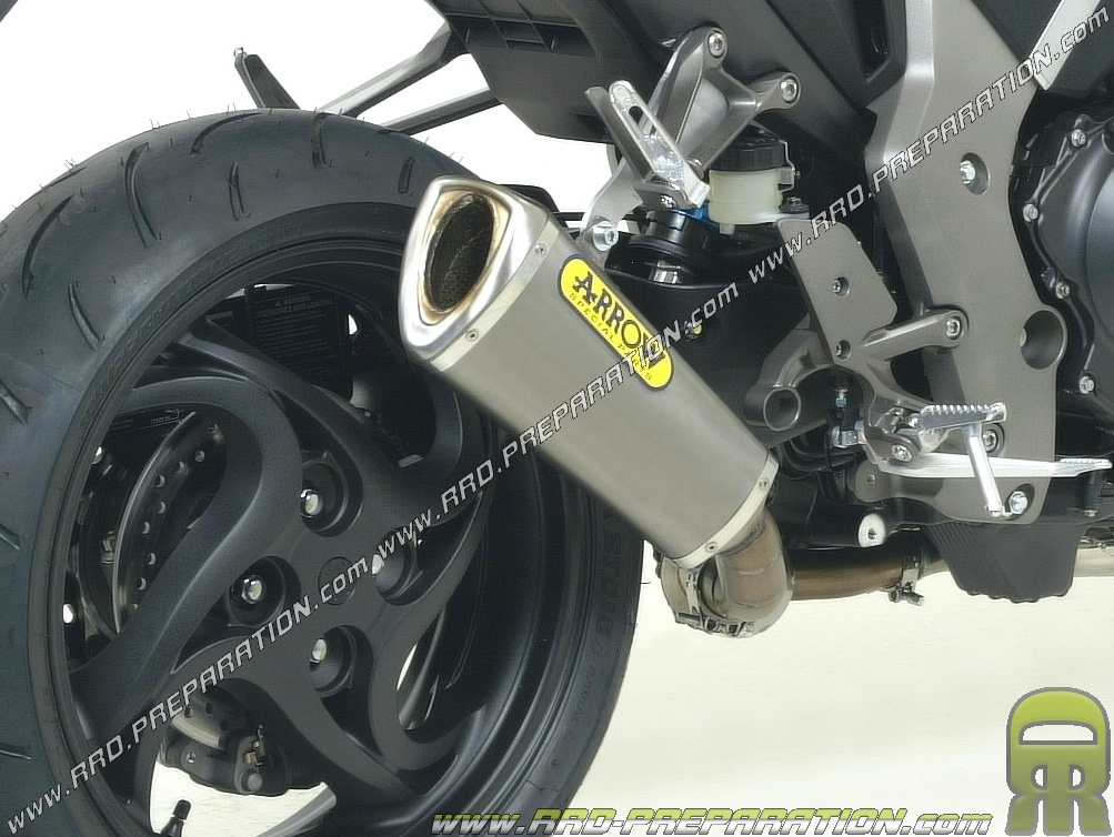 Muffler ARROW HONDA TROPHY For CB 1000 R From 2008 To 2015