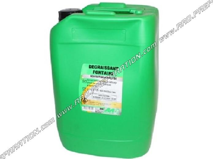 bidon de 25 litres de d graissant p2r pour toutes fontaines de lavage d graissage. Black Bedroom Furniture Sets. Home Design Ideas