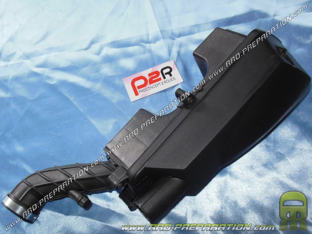 airbox black original type P2R for Chinese scooter 50cc 4-stroke V-CLICK /  139QMB - www rrd-preparation com