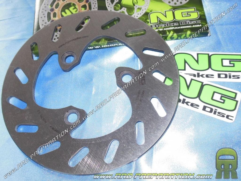 MBK Nitro 100cc Chrome Side Stand