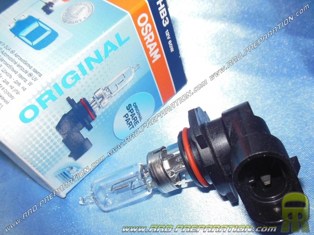 Hb3 Headlight Bulb Osram Front Lamp Standard Lamp 12v 65w Www Rrd