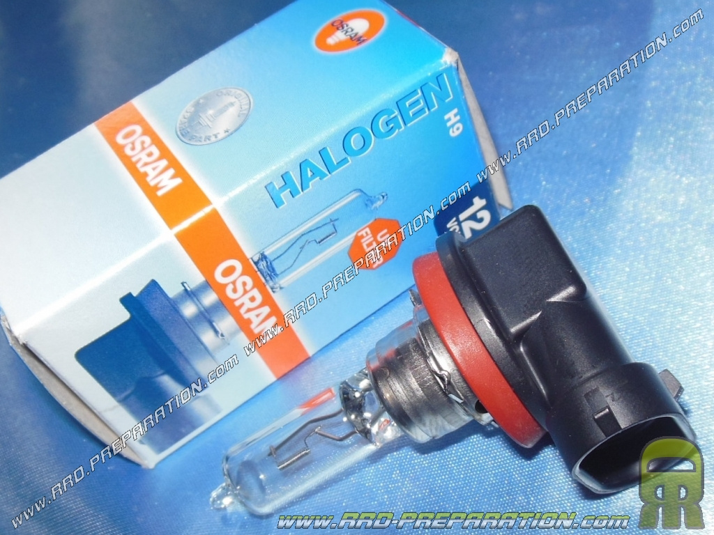 Headlight Bulb H9 Pgj19 5 Osram Front Lamp Standard Lamp 12v 65w