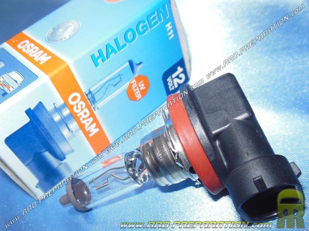 Headlight Bulb H11 Pgj19 2 Osram Front Lamp Standard Lamp 12v 55w