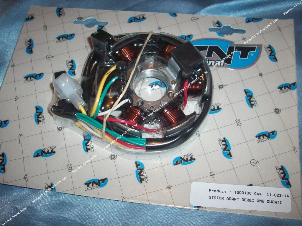 Stator   Cables For Lighting Of Origin Ducati Minarelli