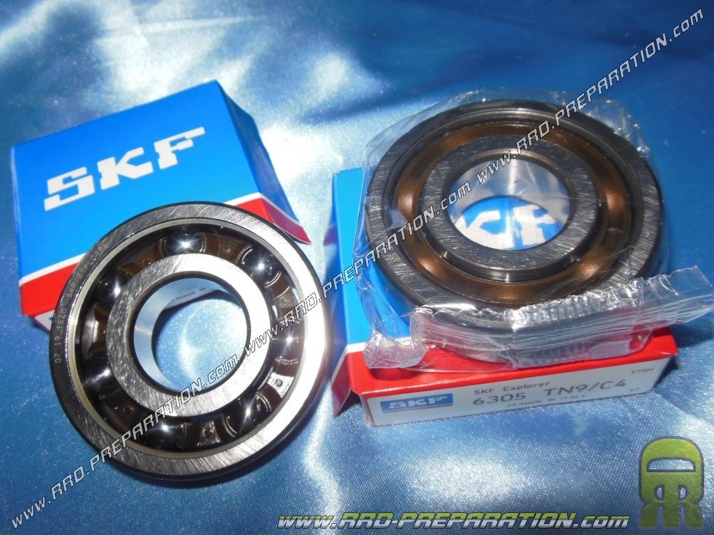 BearingCrankshaftReinforcedAthenaBySkfC4Motorcycle