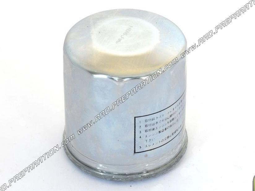 HIFLO CHROME OIL FILTER FITS HONDA VTR1000 F FIRESTORM 1997-2002