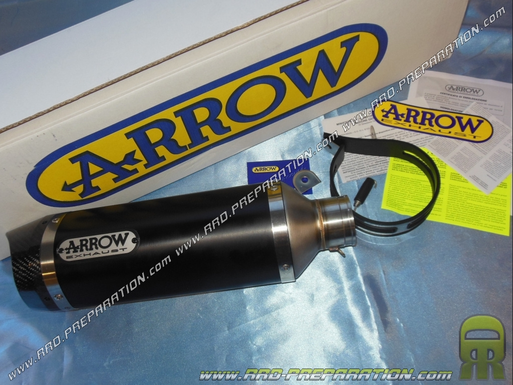 Arrow Silencer Street Thunder For Honda Cb 650 F Cbr 650 F