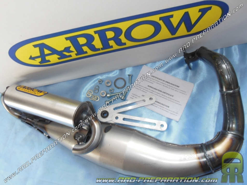 Arrow Exhaust Street For Honda X8r S X 50cc 2 Stroke Wwwrrd