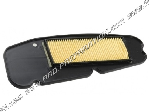 Filtre à air ATHENA type origine droit pour maxi-scooter 4 temps YAMAHA X MAX 400cc et MAJESTY 400cc