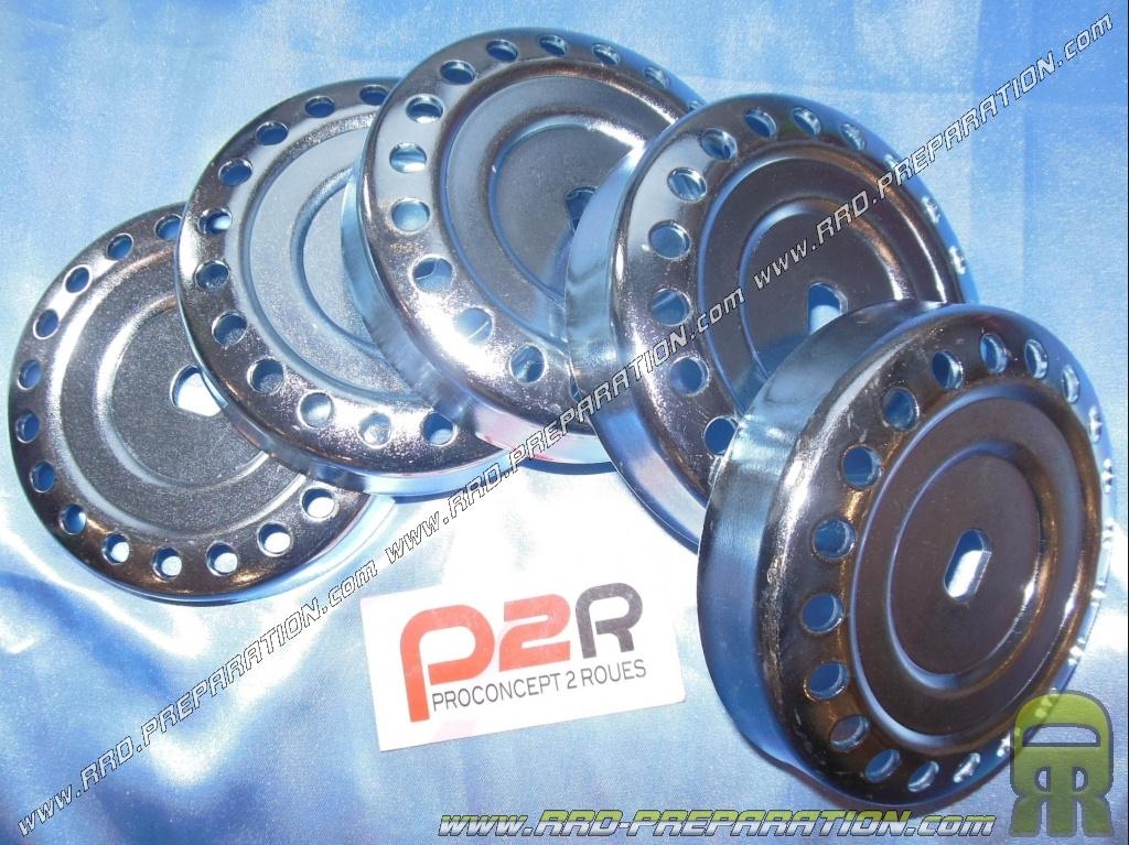 cloche d 39 embrayage p2r ventill e renforc e pour peugeot 103 sp mv mvl lm vogue www. Black Bedroom Furniture Sets. Home Design Ideas