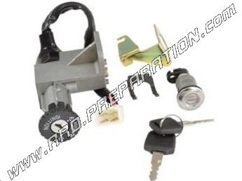 Contacteur a clé PEUGEOT VIvacity 3 scooter 2 et 4 temps aprés 2008 neiman NEUF