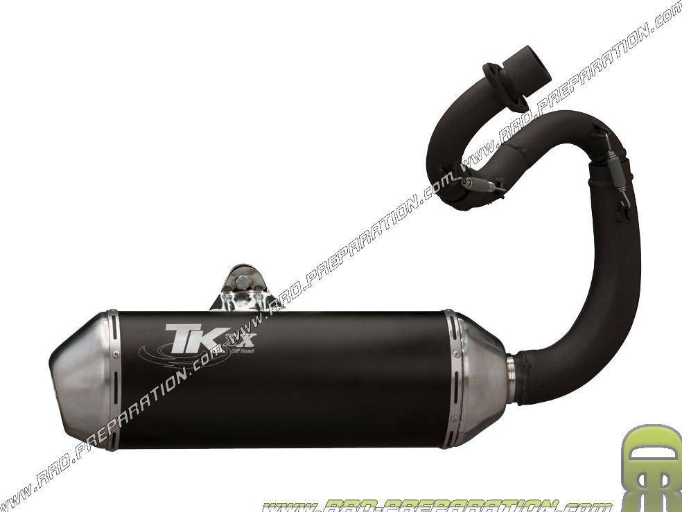 ligne de pot d 39 chappement turbo kit tk buguies pour buggy dorton 260cc yamaha. Black Bedroom Furniture Sets. Home Design Ideas