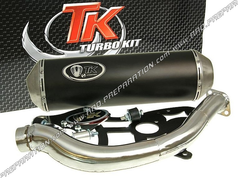 exhaust turbo kit tk maxi scooter suzuki burgman 400cc from 1998 to 2003. Black Bedroom Furniture Sets. Home Design Ideas