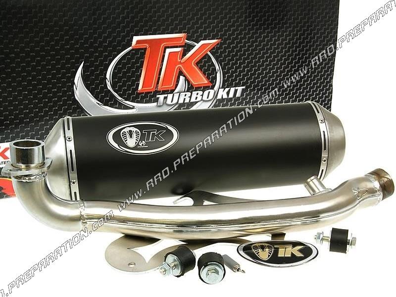 Moped Turbo Kit : Pot d échappement turbo kit tk maxi scooter suzuki burgman