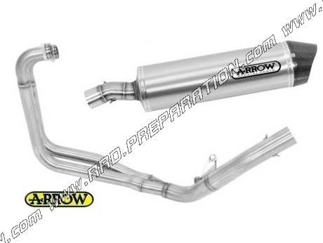 line of full exhaust arrow race tech for bmw f800r from 2009 to 2014. Black Bedroom Furniture Sets. Home Design Ideas
