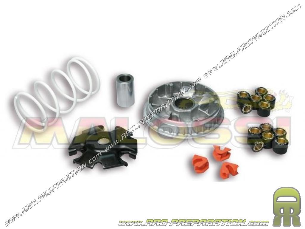 QUASAR MULTIVAR 2000 MALOSSI VESPA GTV 5111885 Variateur 300 ie 4T LC euro 3