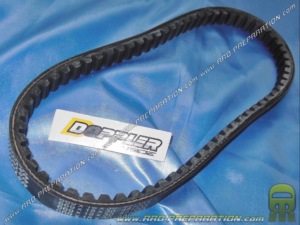 Drive Belt Peugeot Squab 50 1996 50 CC
