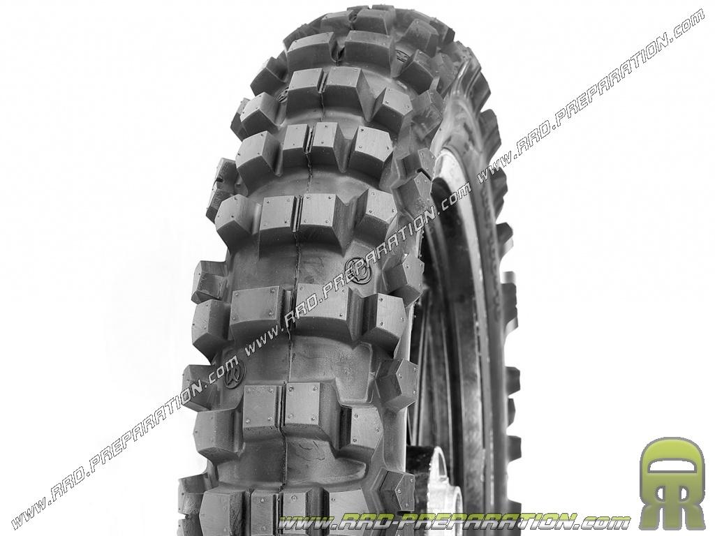 DURO TIRE DM1156//DM1154 MX SOFT TERRAIN TIRES 110//90-19 25-115419-110-TT