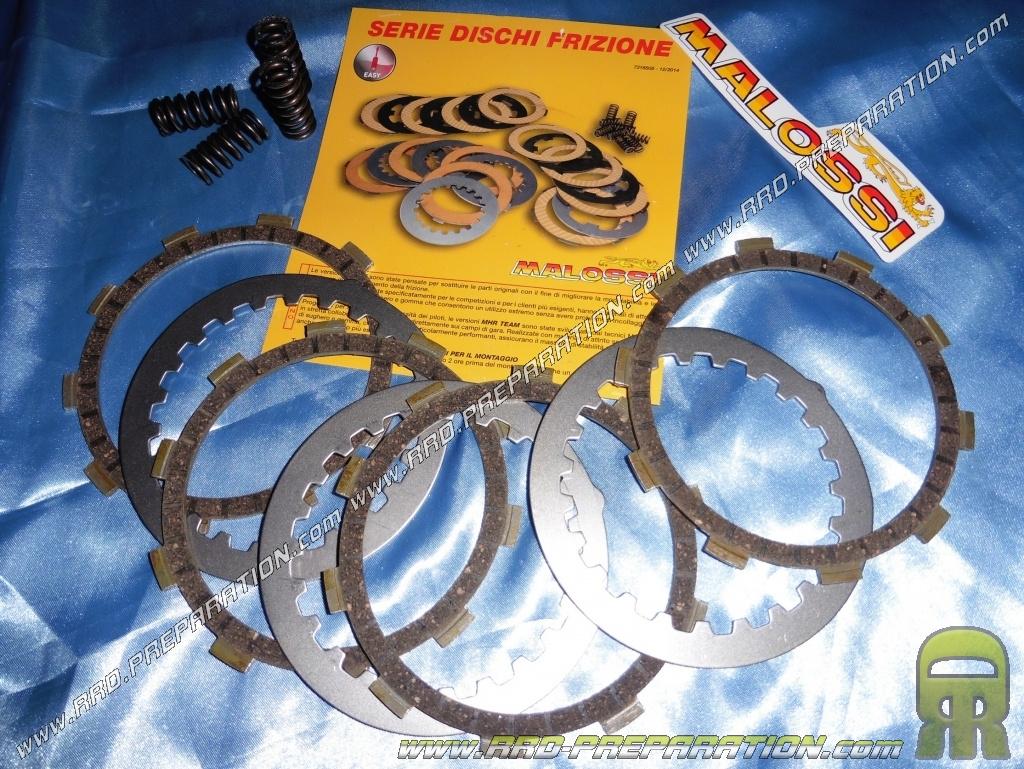 MALOSSI 5216541 Serie dischi frizione HM CR E DERAPAGE 50